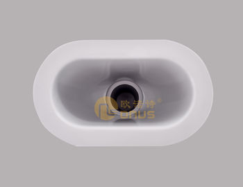 Epoxy Resin Laboratory Cup Sinks With Chemical Resistance for Fume Hood